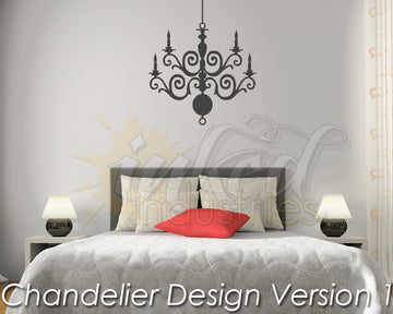 Chandelier Design Version 1 - The Islamic Decor - 1