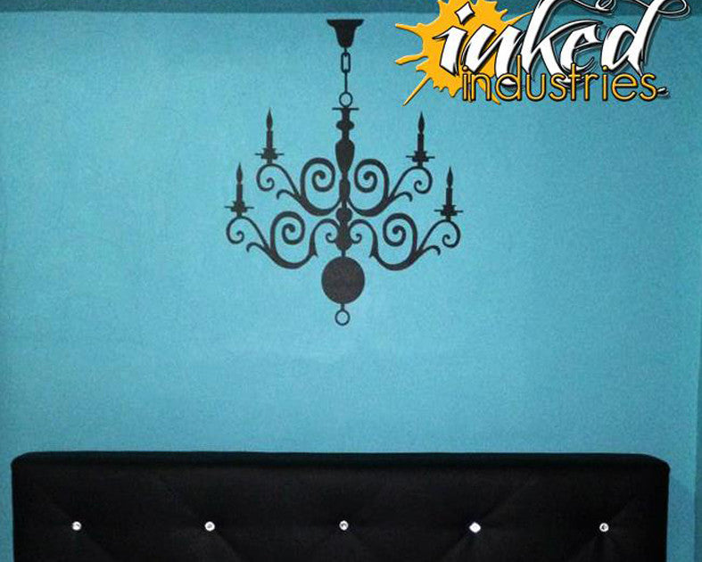 Chandelier Design Version 1 - The Islamic Decor - 3