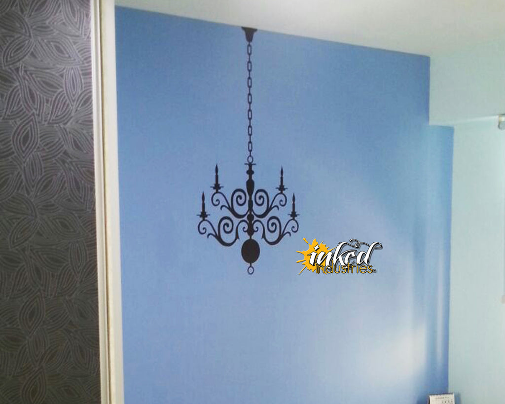 Chandelier Design Version 1 - The Islamic Decor - 4