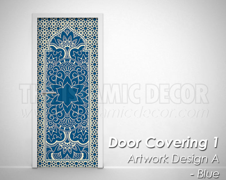 Door Covering Album 1 - The Islamic Decor - 1