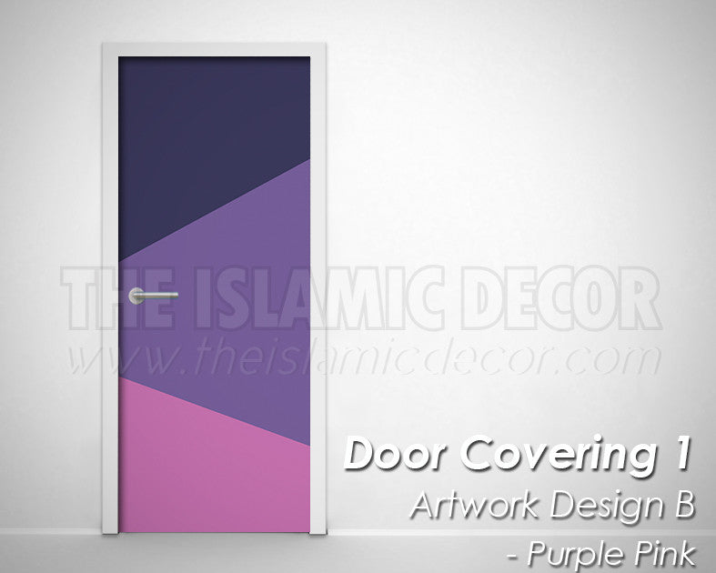 Door Covering Album 1 - The Islamic Decor - 7