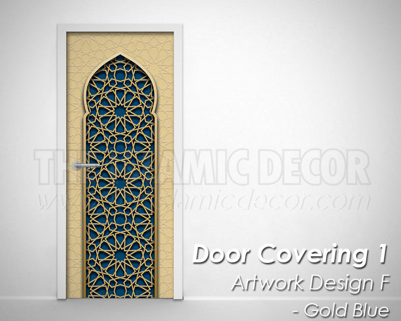 Door Covering Album 1 - The Islamic Decor - 15