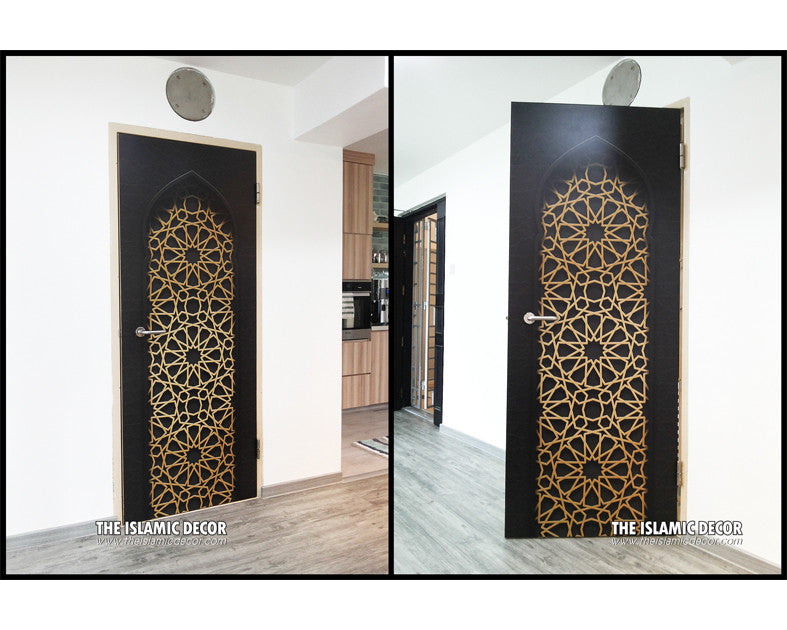 Door Covering Album 1 - The Islamic Decor - 4