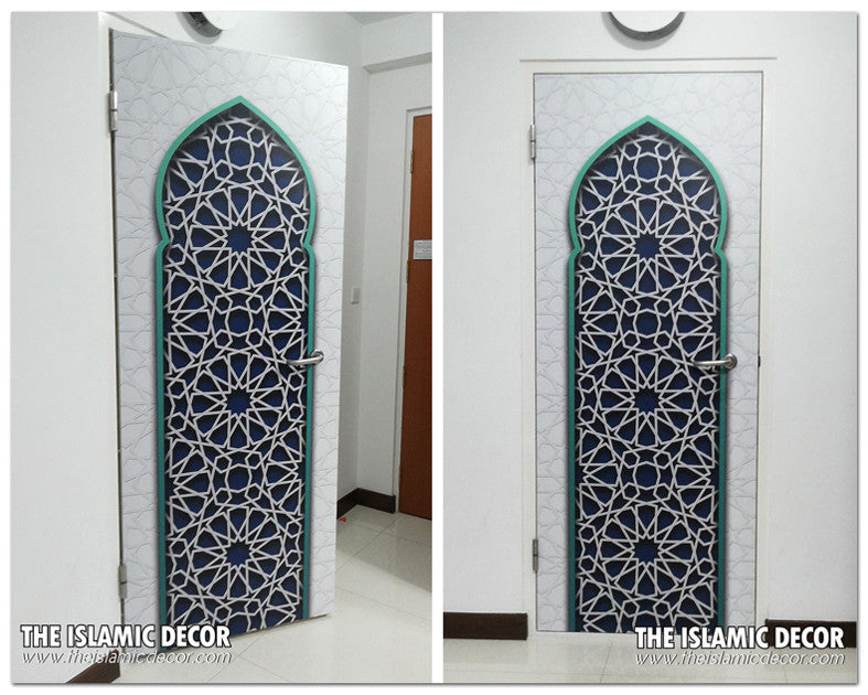 Door Covering Album 1 - The Islamic Decor - 3
