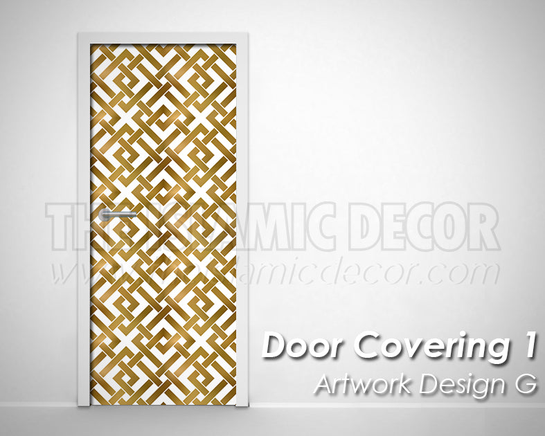 Door Covering Album 1