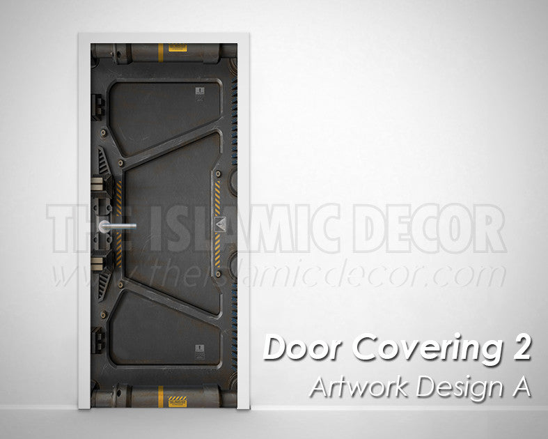Door Covering Album 2 - The Islamic Decor - 1