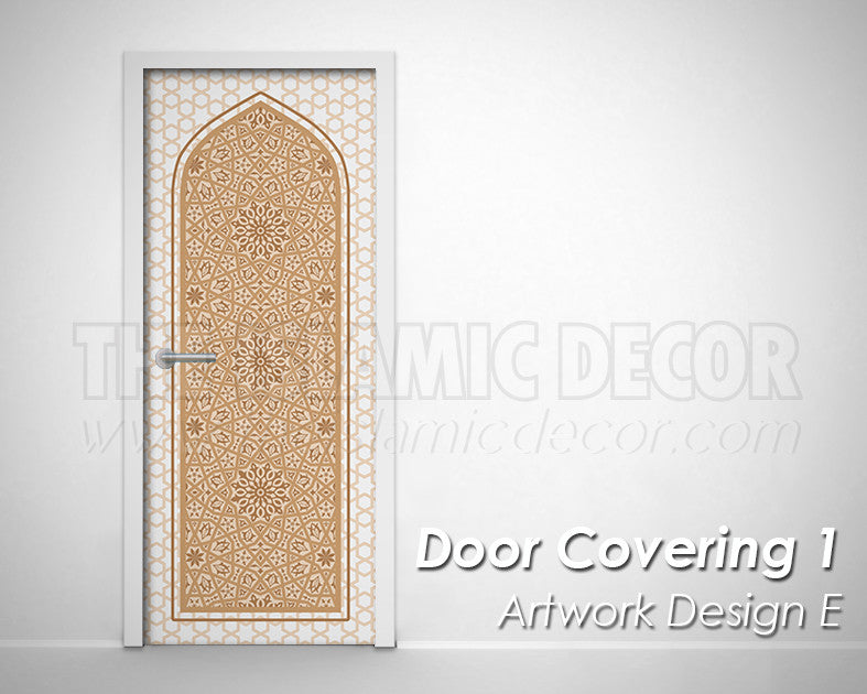 Door Covering Album 1 - The Islamic Decor - 13
