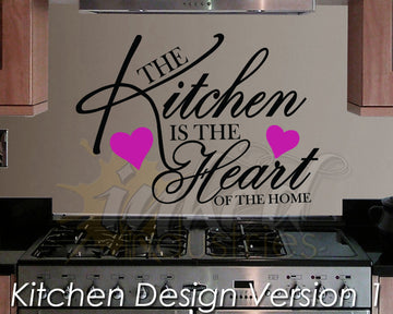 Kitchen Design Version 1 Decal - The Islamic Decor - 1