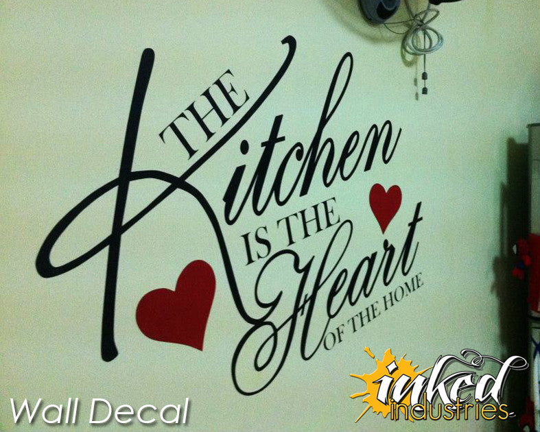 Kitchen Design Version 1 Decal - The Islamic Decor - 3