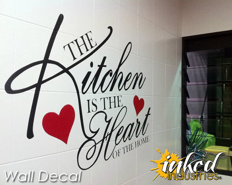 Kitchen Design Version 1 Decal - The Islamic Decor - 7