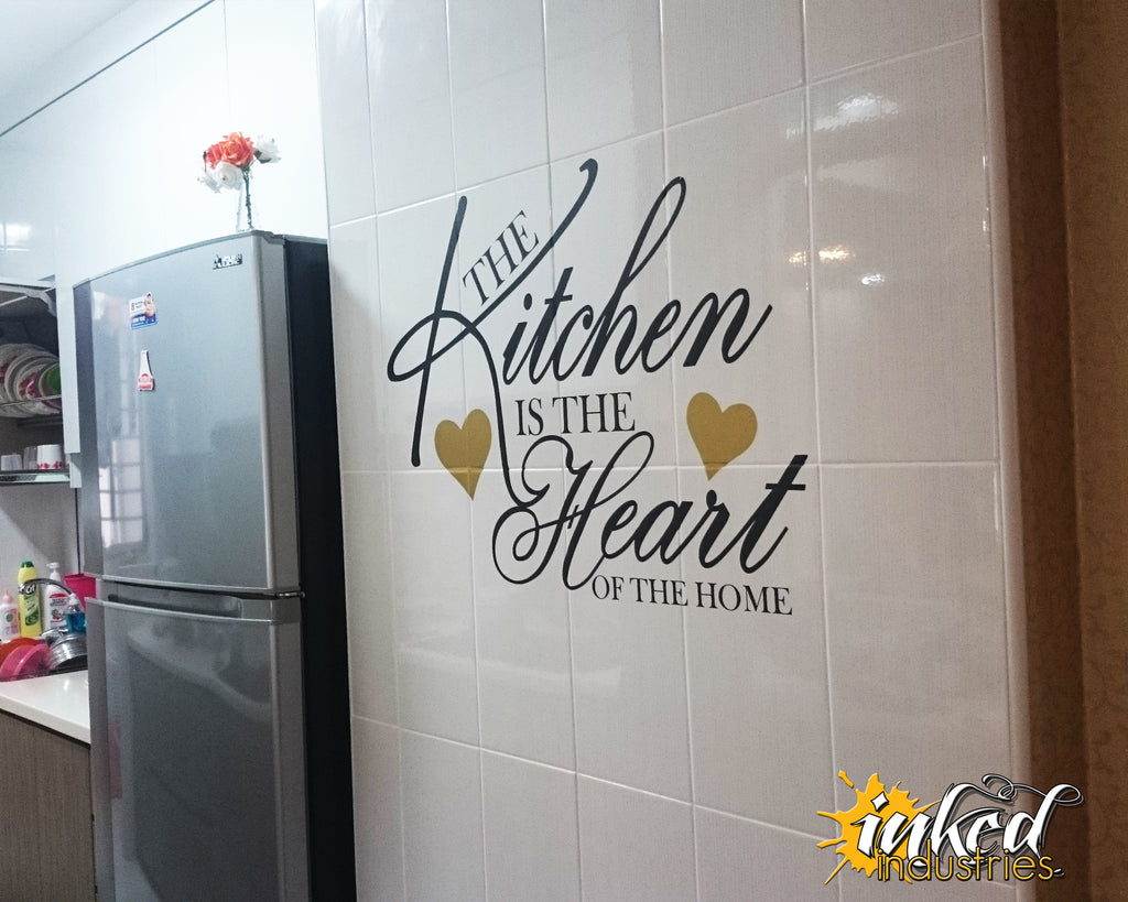 Kitchen Design Version 1 Decal - The Islamic Decor - 6