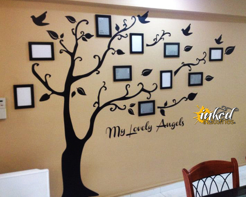 Memories Tree Design Version 1 - The Islamic Decor