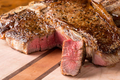 Tuckaway T-Bone Steak Cooked