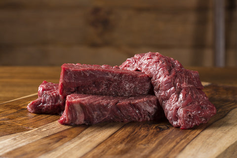 Tuckaway's Black Hide Angus Sirloin Tips