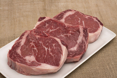 Tuckaway's Black Hide Angus Boneless Ribeye Steak