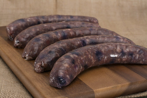 Maple Blueberry Pork Sausage