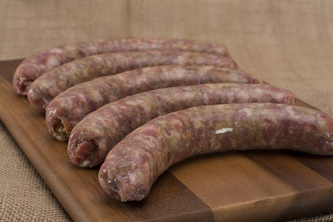 Apple Bacon Pork Sausage