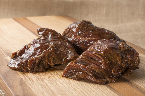 Teriyaki Steak Tips