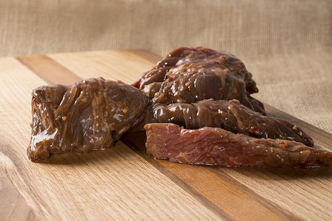 Firecracker Steak Tips