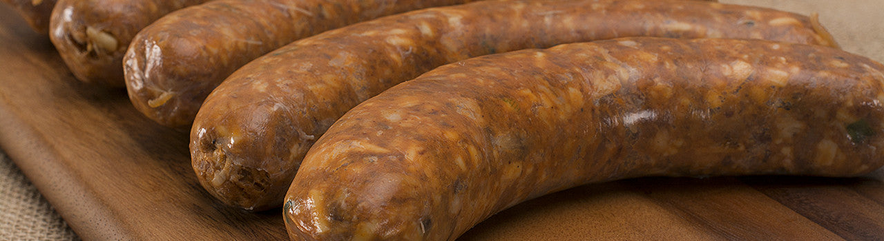 Our Hand Crafted Sausage