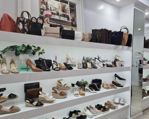 LUXE. Shoes and Accessories Griffith
