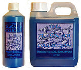 INSECTICIDAL SHAMPOO-Perfect for Lice Infestation & Coat Care-500ml & 1 Litre