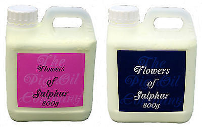 FLOWERS OF SULPHUR POWDER-800g-