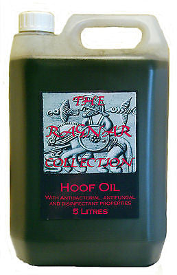 HOOF OIL - 5 LITRES-A Blend of Pine Tar and Mineral Oils