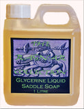 GLYCERINE SADDLE SOAP & TACK CLEANER - for all Leather Items