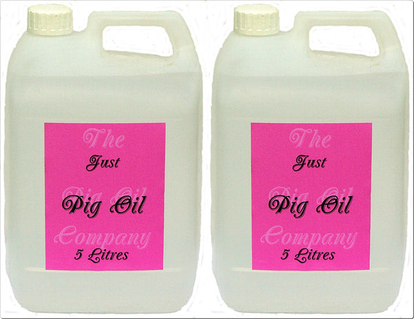 PIG OIL - 10 Litres - Protect Your Horse This Winter