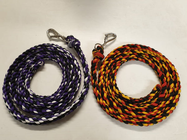 The Ragnar Collection-Heavy Horse English Made Leadropes-Lancashire Pack of 3