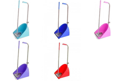 Manure Scoop And Rake in 5 colours