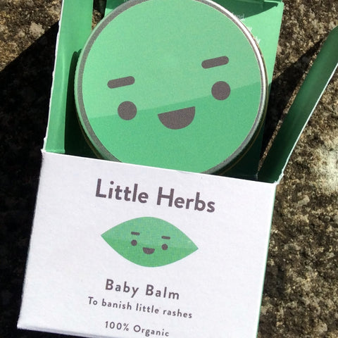 Baby Balm - the best a babe can get!