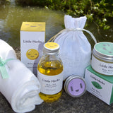 Baby Blessings gift set for new babies