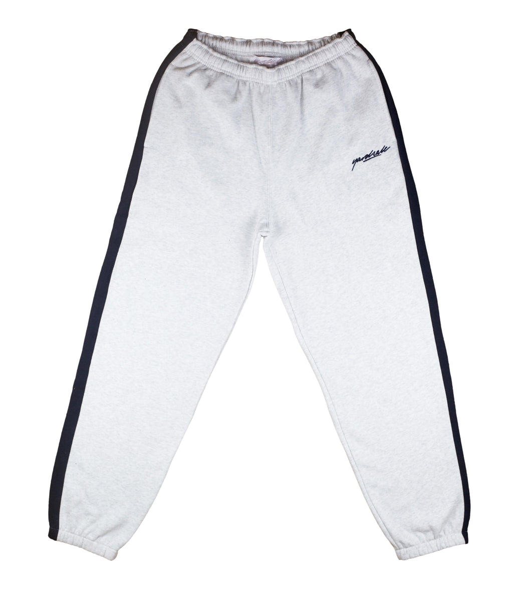 ASH/GREY TRACKSUIT BOTTOMS