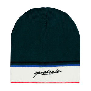 Penny Beanie (Forest/Black)