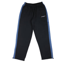 2tone Tracksuit bottoms Black/Blue