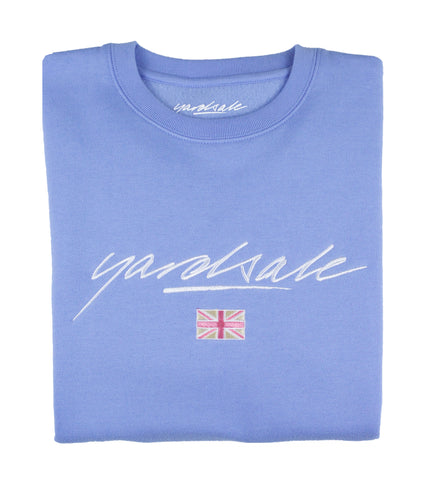 Baby Blue Commonwealth Sweatshirt