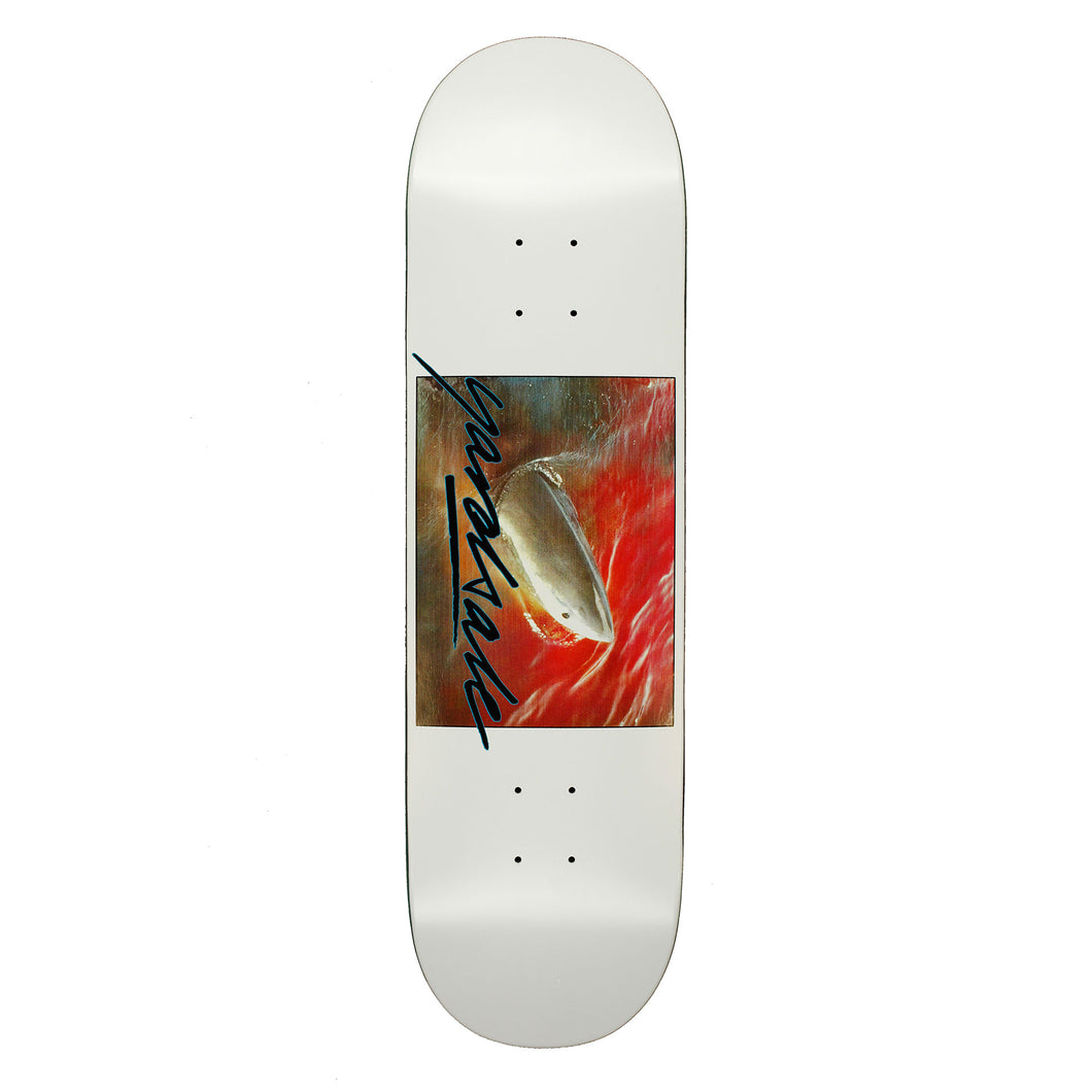 Bloodbath Board White 8.5