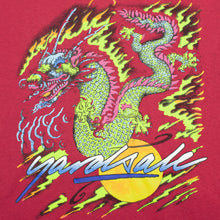 Dragon T-shirt Cardinal