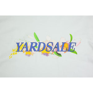 Floral T-shirt White