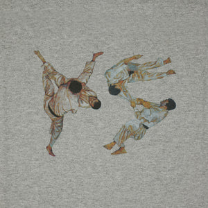 YS Judo T-shirt (Athletic Heather)