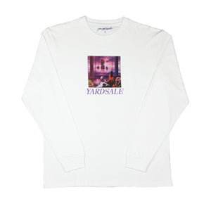 New World Long-sleeve Tshirt White