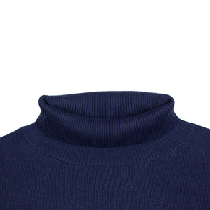South Bay Roll-neck Indigo