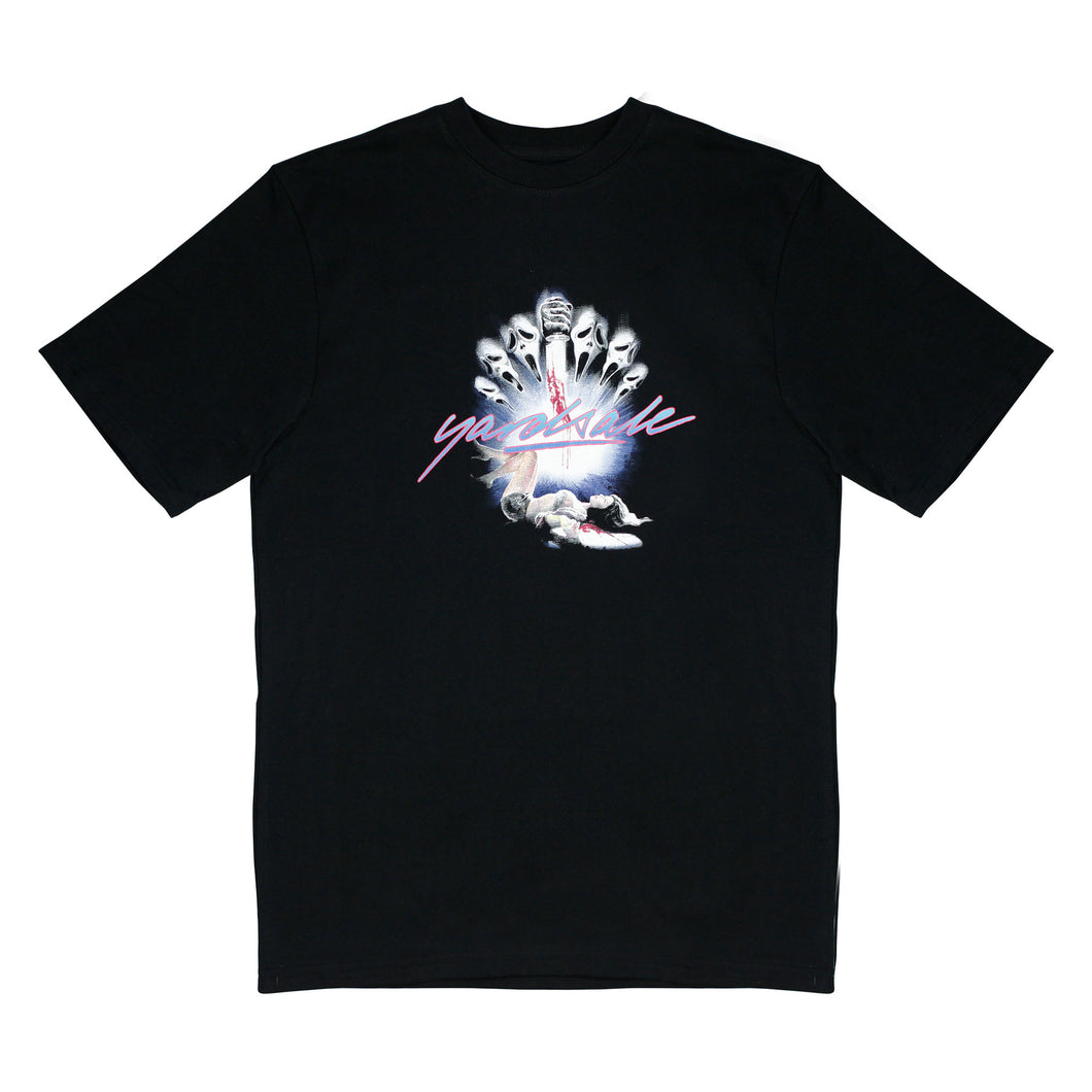 Scream T-shirt Black