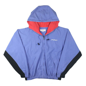 SEN Shell Jacket Indigo/Black