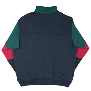 Dior Full Zip Green/Navy/Red