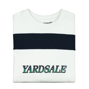 Valentine Sweat White/Navy/Green