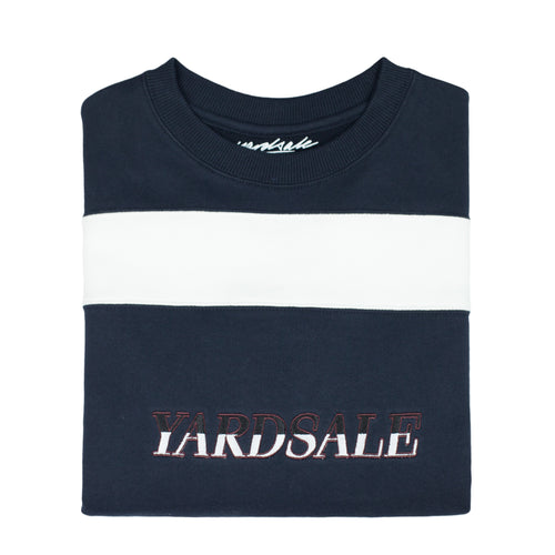 Valentine Sweat Navy/White/Charcoal