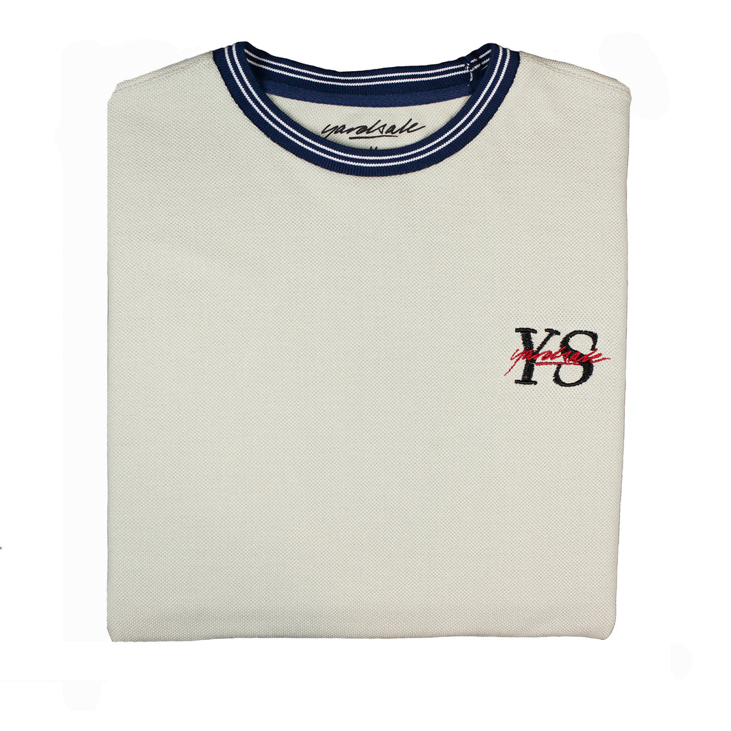 Polo YS T-shirt beige